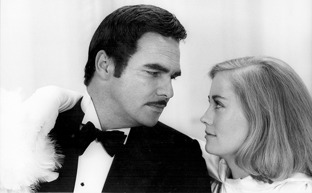 1975 With Cybill Shepherd for At Long Last Love