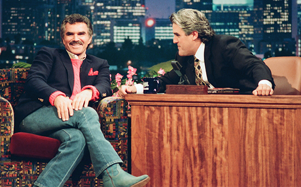 October 17, 1994 on The Tonight Show with Jay Leno