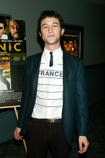 April 23, 2003 at the New York premiere of Manic