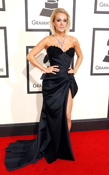 WORST: Carrie Underwood
