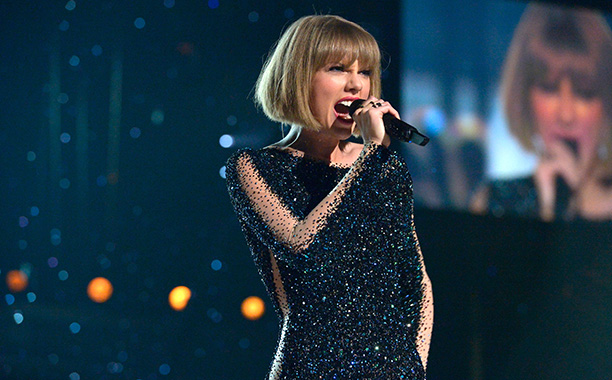 Taylor Swift's Big Night