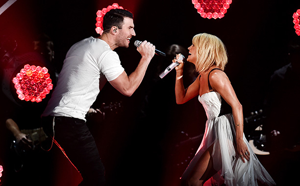 Sam Hunt and Carrie Underwood Team Up