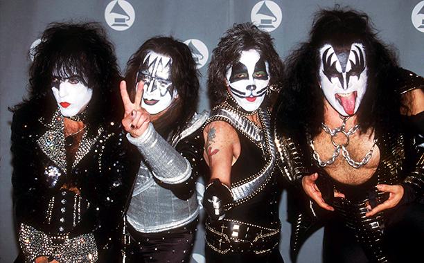 Members of KISS