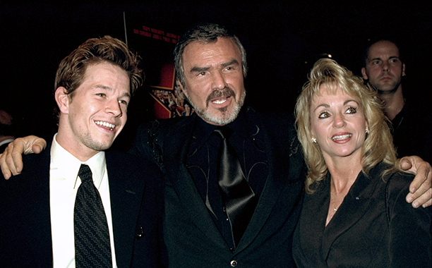 October 08, 1997 With Mark Wahlberg and Pam Seals in New York City