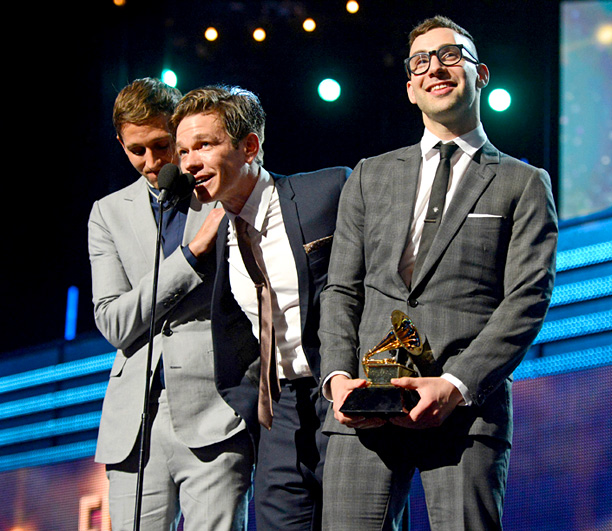 fun., Grammy Awards 2013 | Winning Year: 2013 Built to Last: Sure, the ''We Are Young'' boys got their Grammy trophies only a year ago, but nobody can accuse them…