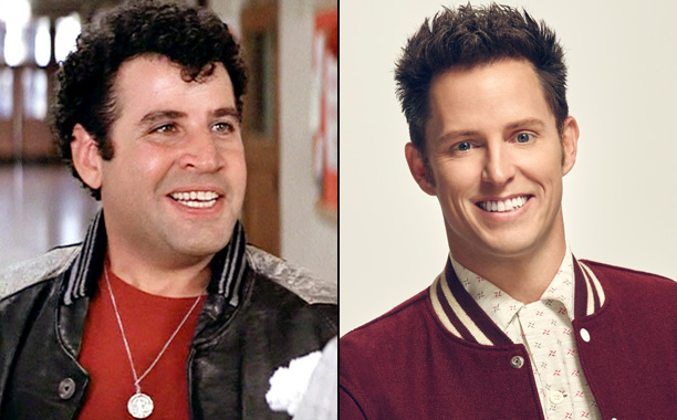 Michael Tucci as Sonny and Andrew Call as Sonny