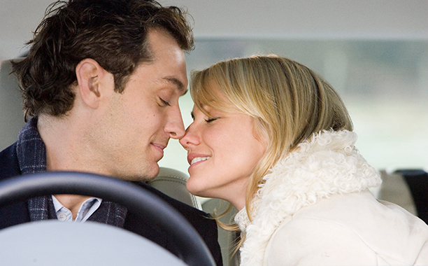 Graham Simpkins (Jude Law) in The Holiday