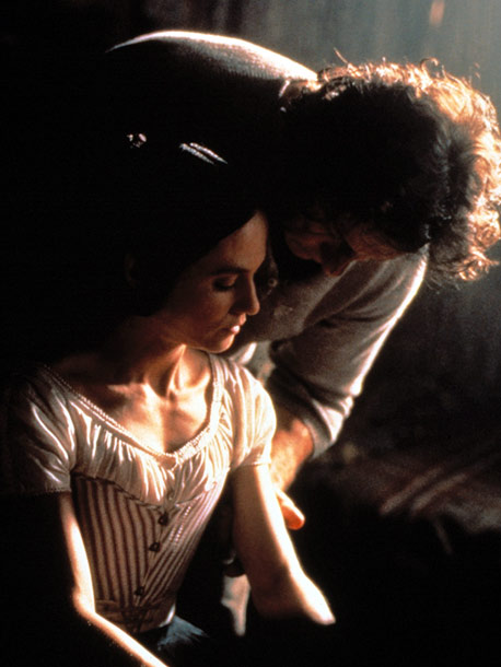 The Piano, Holly Hunter | Oscar-winning role in : The Piano (1993) Nude in winning role? : Yes Bare Facts : There were only a few moments of brightness for…
