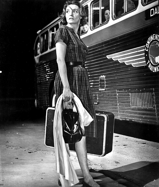13. Patricia Neal as Alma Brown