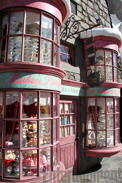 Madam Puddifoot's Tea Shop