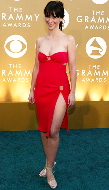 In 2004, Jennifer Love Hewitt told reporters she wore this skin-tight fire engine red Armani number because she could ''get away with it.'' Sorry JLH,…