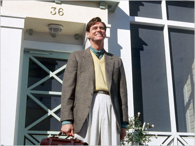 The Truman Show, Jim Carrey | The elastic jester proved himself a disciplined and subtle performer as an oblivious reality star in The Truman Show (1998) and as Kate Winslet's spurned…
