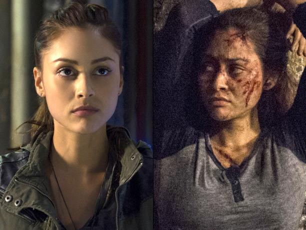 Raven Reyes (Lindsey Morgan)
