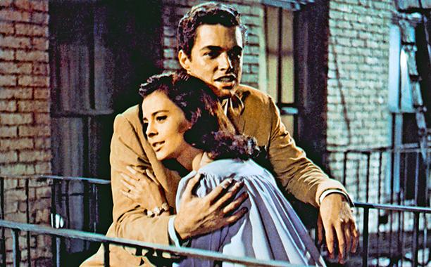 Tony and Maria