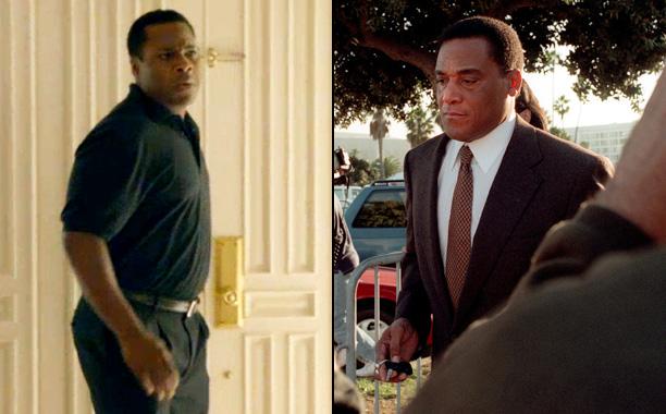 Malcolm Jamal Warner as A.C. Cowlings; A.C. Cowlings