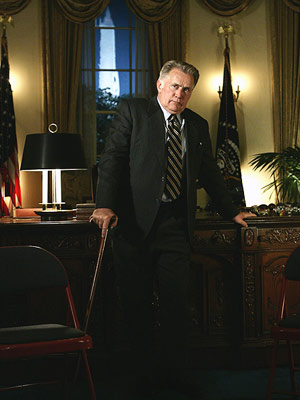 Martin Sheen, The West Wing | Played by: Martin Sheen President Bartlet was a liberal's dream chief executive: resolute, popular, and always the smartest guy in the room. (Really, who's the…