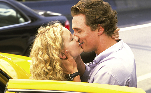 Ben Barry (Matthew McConaughey) in How to Lose a Guy in 10 Days