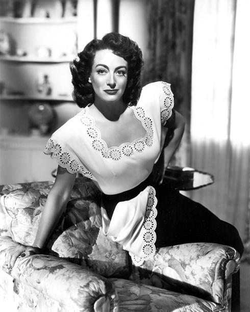 5. Joan Crawford as Mildred Pierce