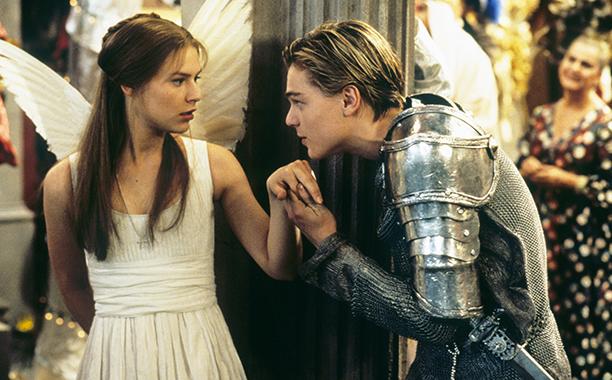 Romeo Montague and Juliet Capulet