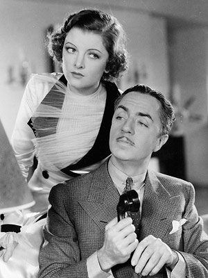 The Thin Man, Myrna Loy, ... | She was perfection as William Powell's sly sidekick in 1934's The Thin Man and touchingly understated in 1946's The Best Years of Our Lives as…