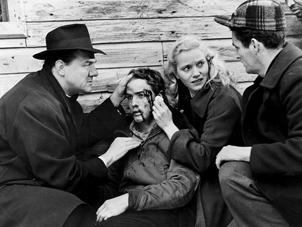 If you want to see what all the fuss surrounding Marlon Brando is about, then check out Elia Kazan's bareknuckle drama about a lone palooka…