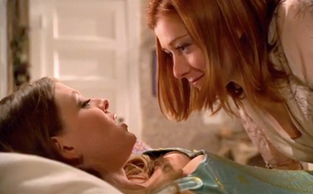 3. Buffy the Vampire Slayer, Season 6, 2001
