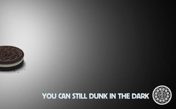 Oreos ''You Can Still Dunk in the Dark'' (2013)