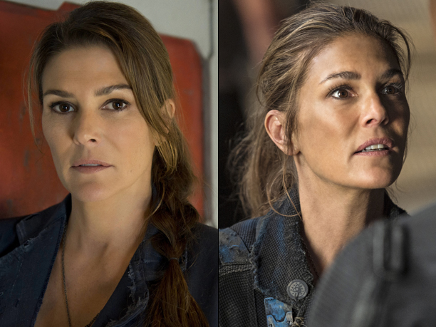 Abby Griffin (Paige Turco)