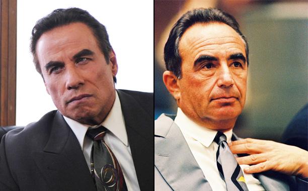 John Travolta as Robert Shapiro; Robert Shapiro