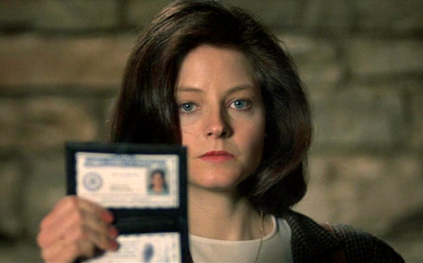 20. Jodie Foster as Clarice Starling