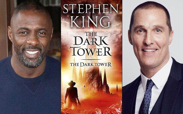 The Dark Tower Idris Elba Matthew Mcconaughey Cast In Stephen