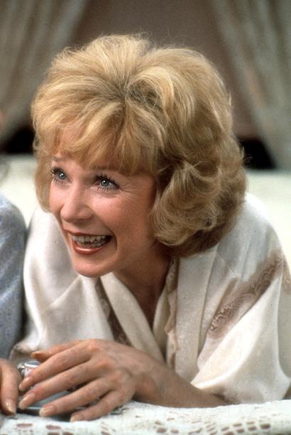 11. Shirley MacLaine as Aurora Greenway