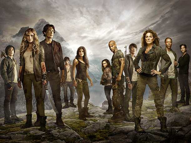 'The 100,' Before-and-After Photos