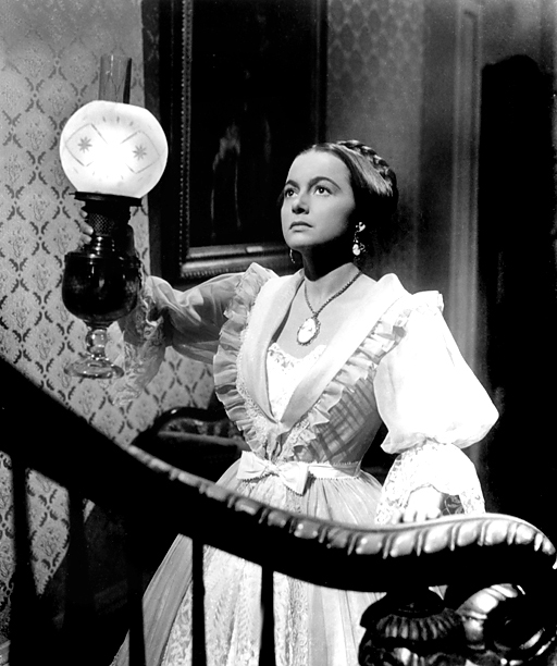 Olivia de Havilland in The Heiress in 1949