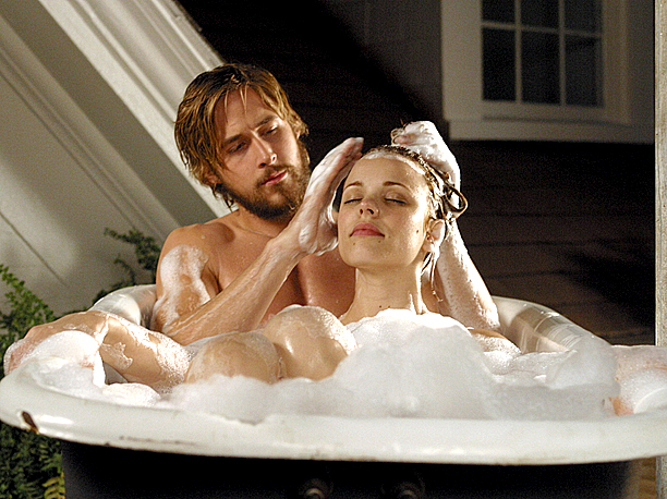 Sure, two people coming back together after spending years apart isn't all that outlandish. But let's remember that Noah (Ryan Gosling) sent Allie (Rachel McAdams)…