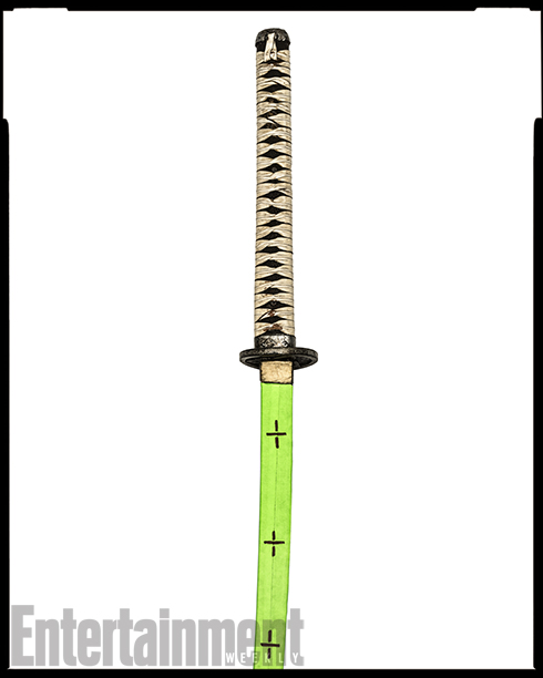 MICHONNE'S SWORD
