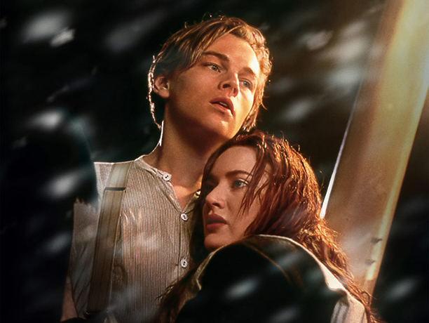 Rose told Jack she'd never let go, but it was James Cameron's sweeping, rapturous tale of eternal love that gripped the hearts of audiences around…
