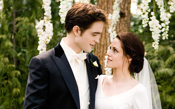 Edward and Bella, The Twilight Saga: Breaking Dawn — Part 1