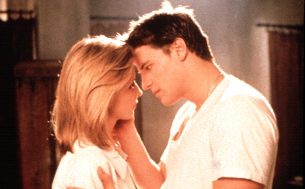 Buffy Summers and Angel