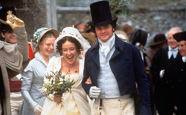 Elizabeth Bennet and Fitzwilliam Darcy