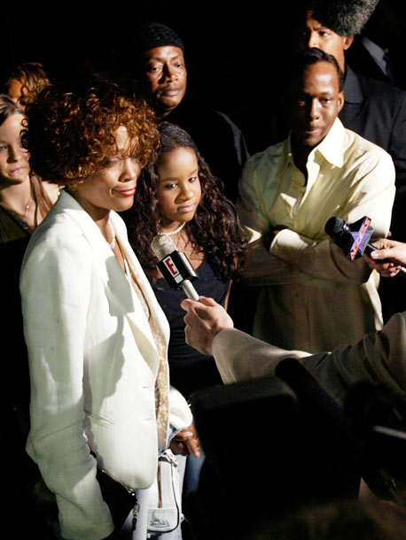 Whitney Houston | 2006 Whitney Houston files to end her marriage to Bobby Brown in the fall. The couple had been married 14 years.