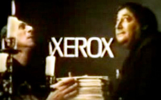Xerox ''Monks'' (1977)
