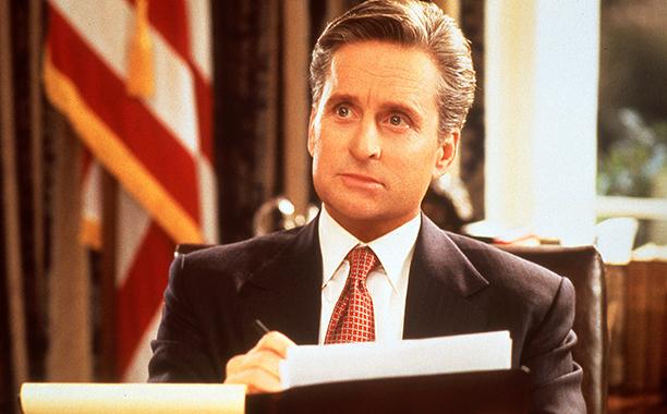 10. 'The American President' (1995)