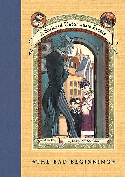 Author: Lemony Snicket Best for ages 9 to 11 Dark but not quite edgy enough to scare off younger readers, A Series of Unfortunate Events…