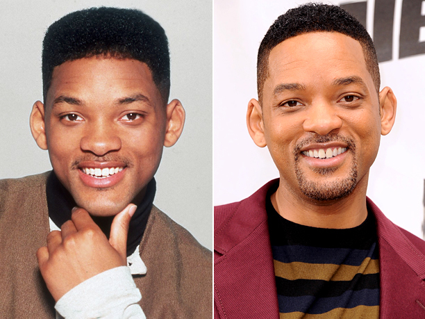 Age in first photo: 25 Age in second photo: 44 Verdict: Theory: Men In Black 3 was real, and the man we all think is…