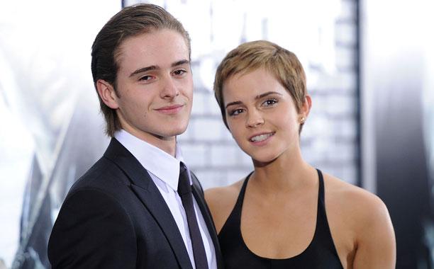 Emma Watson's Brother Alex Watson
