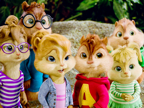 Alvin and the Chipmunks: Chipwrecked | Original: Alvin and the Chipmunks: The Squeakquel (2009, $219.3 million) ...this. A pop culture parade of fleeting references and uninspired laziness, and an irritating franchise…