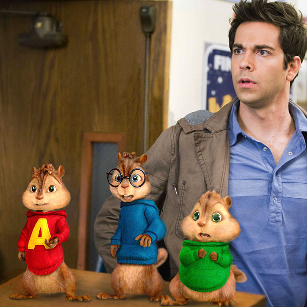 Original: Alvin and the Chipmunks (2007, $217.3 million) As far as sass-talking CGI animals go, the first Alvin was chip-notically bad, but that didn't stop…
