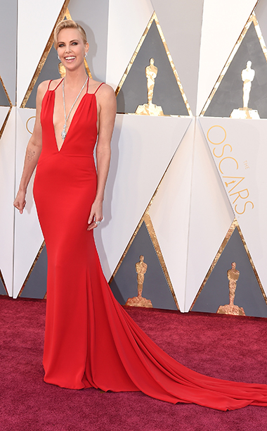 BEST: Charlize Theron
