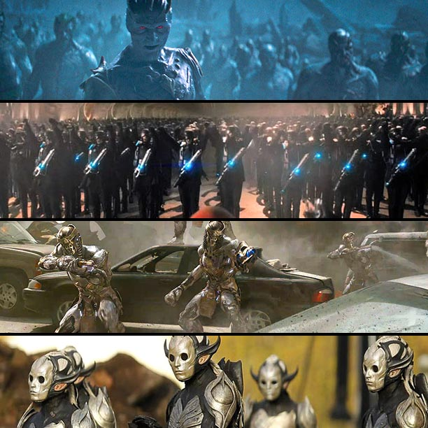 Frost Giants! HYDRA! Chitauri! The Extremites! If there are only 20 minutes left in a Marvel Studios movie, then a giant army of roughly similar-looking,…